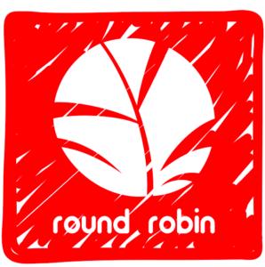 logo round robin editrice